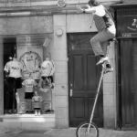 Johnny Massacre - Street Performer