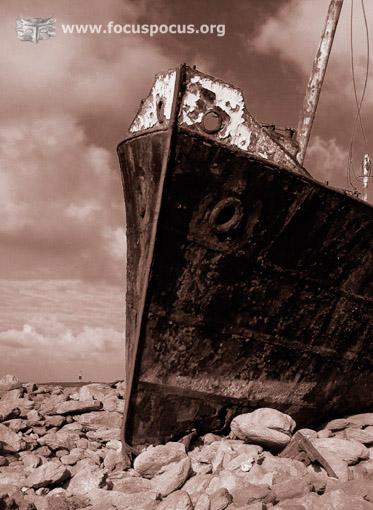 Plassey Wreck 1