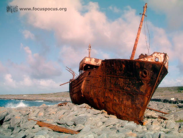 Plassey Wreck 2