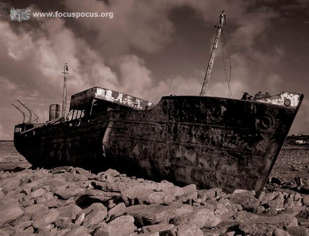 Plassey Wreck 4