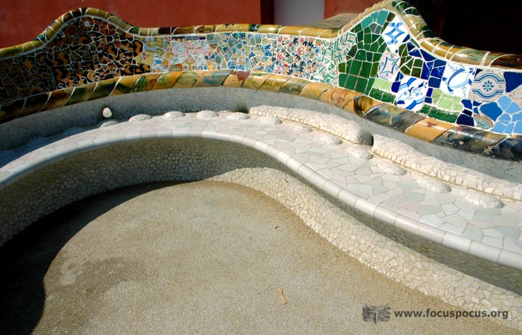 Sea-serpent Bench