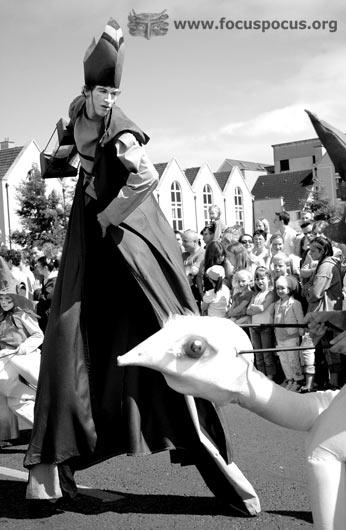 Macnas Parade 2005 8