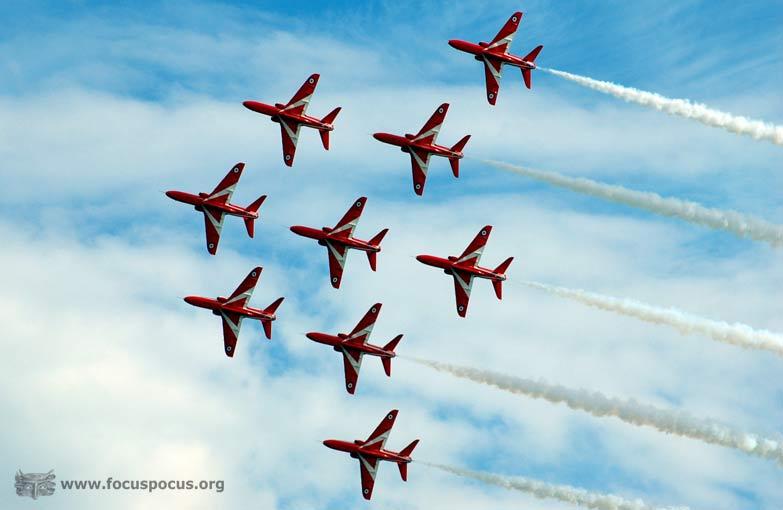 Red Arrows 11