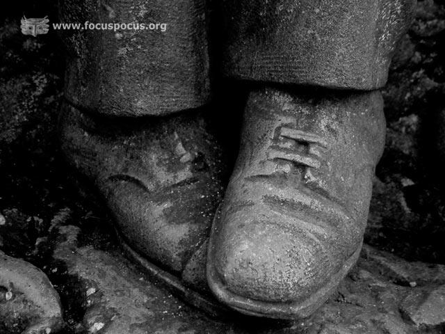 O Conaires Feet