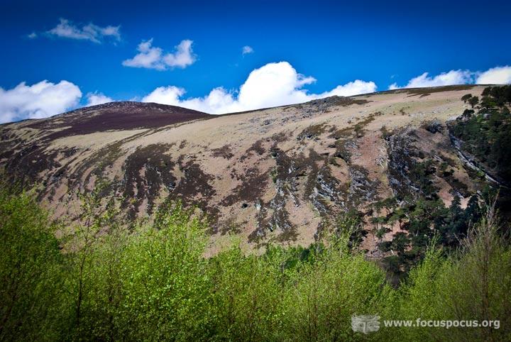 Mountain at Glendalough