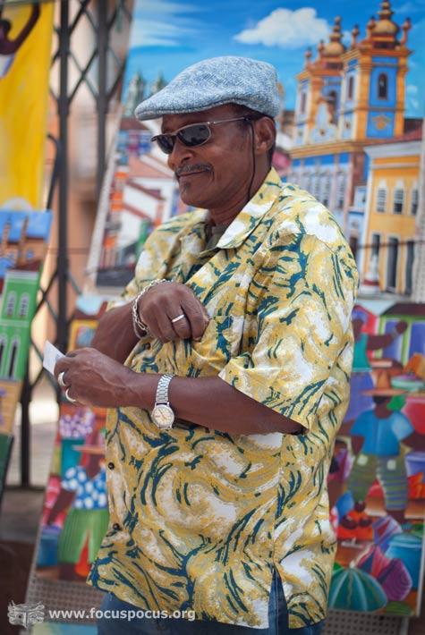 Salvador Street Artist