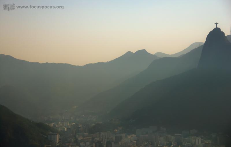 Christ the Redeemer overlooking Rio