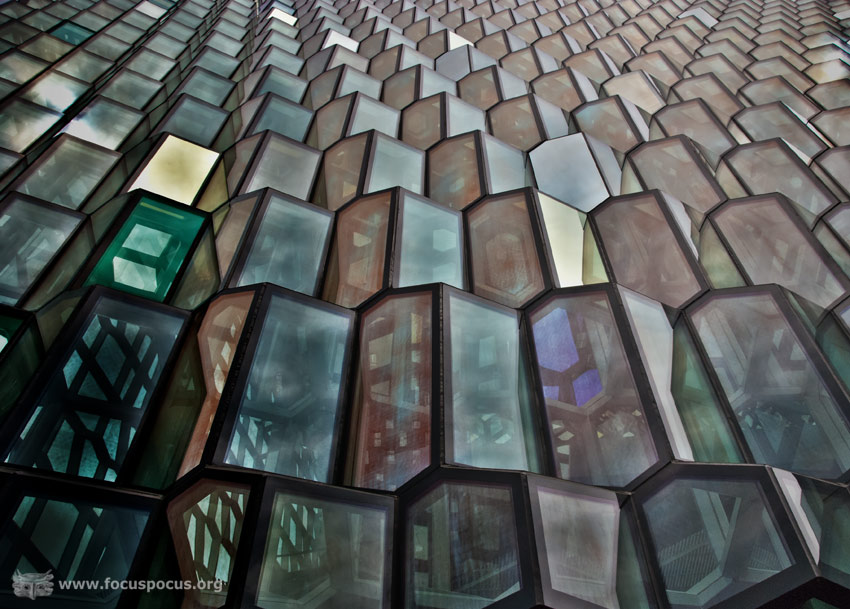 Harpa Concert Hall