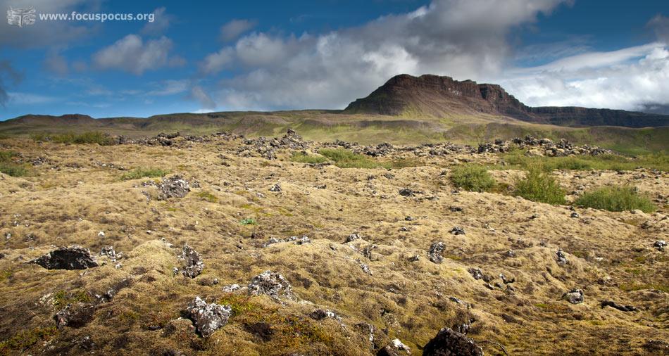 Near Grabrokargigar, Iceland